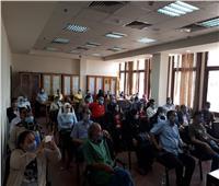 """""""الأدب واستلهام الموروث الثقافي"""" ثاني جلسات مؤتمر إقليم القاهرة الأدبي"""