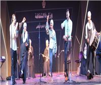 «قمرُ سيدنا النبى» تضئ مسرح ساحة مركز الهناجر