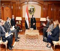 وزيرة التجارة: ٤١ مليون دولار استثمارات المجر في مصر