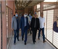 رئيس جامعة القناة: تطوير المستشفى الجامعي خلال الفترة المقبلة
