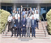 تعاون بين الشركات التابعة لمصر للطيران