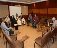 المستشار العلمي لخريجي الأزهر لطلاب ليبيا: الوطن هو الإطار الذي يحفظ كيان الإنسان