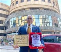 للمرة الثانية.. الفنان عمرو فهمي يفوز بجائزة مصطفى وعلي أمين للصحافة