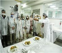 بالصور..السفراء الأجانب يشيدون بالاجراءات الاحترازية في فنادق شرم الشيخ