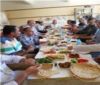 إحالة مدير مدرسة في كفرالزيات للتحقيق بسبب حفل إفطار جماعي