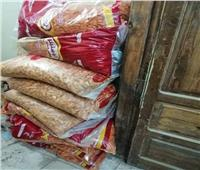 ضبط أغذية فاسدة في حملة مكبرة ببني سويف
