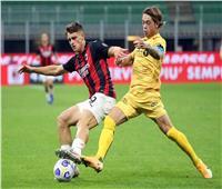 شاهد| ميلان يتأهل بصعوبة لتصفيات الدوري الأوروبي