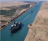 الحكومة: ارتفاع إيرادات قناة السويسلتصل لـ 467.8 مليون دولار