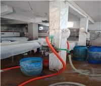 ضبط 3 مصانع أجبان غير مرخصة بدمنهور تقوم بإضافة مواد مجهولة المصدر