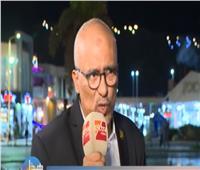 فيديو| مصمم مسجد الصحابة بشرم الشيخ: الجامع يسع 3 آلاف مصل