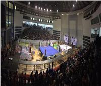 800 لاعب في بطولة الجمهورية للكيك بوكسينج