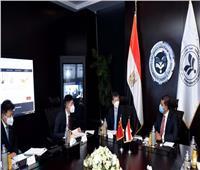 «عبد الوهاب» يبحث مع السفير الصيني تيسير إجراءات جذب الاستثمارات الصينية الجديدة إلى مصر