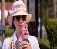 فيديو| ياسمين فؤاد تكشف عن طبيعة المهتمون بالسياحة البيئية