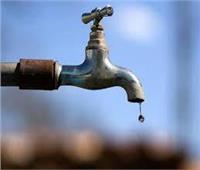 انقطاع المياه عن عدة مناطق بدمياط..غدا