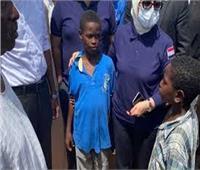 البعثة الطبية المصرية في السودان تجري الكشف الطبي على أكثر من 19 ألف حالة