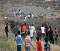 مواجهات بين فلسطينيين وقوات الاحتلال جنوب نابلس.. وإصابة 3 بقنابل الغاز