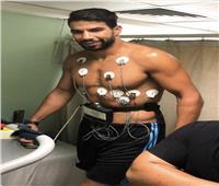 شريف إكرامي يجتاز الكشف الطبي في بيراميدز