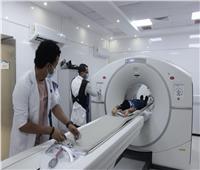 استحداث جهاز التصوير المقطعي للكشف عن الأورام في مستشفى النصر ببورسعيد
