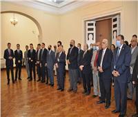 بوريسينكو: نهتم بالتواصل الشعبي المصري الروسي