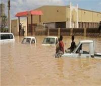 وزارة الداخلية السودانية : 128 وفاة و 54 مصابا جراء السيول