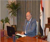 «شكري» يؤكد دعم مصر لجهود تعزيز التعاون للقضاء على الفقر