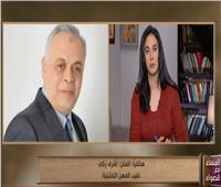 فيديو| أشرف زكي: المنتصر بالله «عمره ما طلب حاجة من حد»