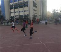 المركز الأوليمبي بالمعادي يستضيف فعاليات بطولة الجمهورية لألعاب القوى