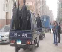 أمن نجع حمادي يحبط محاولة سرقة سيارتين ويضبط المتهمين