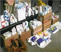 ضبط كمية كبيرة من الأدوية المدعمة قبل تهريبها خارج البلاد