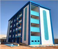 محافظ أسيوط يعلن عن استلام مدرسة إعدادية جديدة بديروط