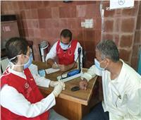 في أسبوعها الثانى: صحة الإسكندرية تواصل العمل بالمبادرة الرئاسية