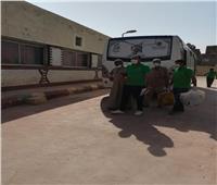 التضامن: فريق أطفال وكبار بلامأوي ينقذ مواطنين بالشارع وينقلهم لدار رعاية بالقاهرة