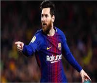 ميسي على رأس قائمة برشلونة لمباراة فياريال بالدوري الإسباني