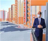 هدية الرئيس لأهالي مسطرد.. 6 مدن جديدة تقضي على العشوائيات