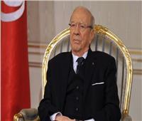 إزالة النصب التذكاري للرئيس التونسي الراحل السبسي