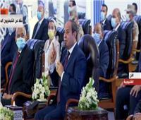 فيديو| الرئيس السيسي: قريبا الإعلان عن خطة بشأن أراضي الدولة في جميع المحافظات