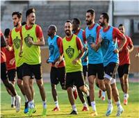 لاعبو الأهلي في «الساونا» استعدادًا للترسانة