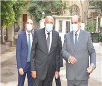 شكري يفتتح المقر الجديد لمركز القاهرة الدولي لتسوية النزاعات وحفظ وبناء السلام