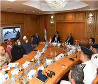 محافظة قنا تستعد لمواجهة السيول بهذه الإجراءات