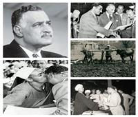 في الذكرى الـ50 لرحيله| «جمال عبدالناصر» إنحاز للفلاح وأصدر قانون الإصلاح الزراعي