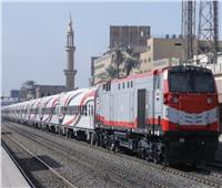 تأخيرات القطارات اليوم  45 دقيقة على خط القاهرة - أسيوط