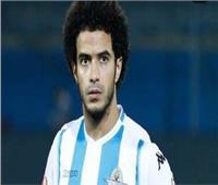 بيراميدز يُغرم عمر جابر بسبب شارة الكابتن