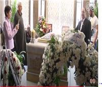 في ذكرى وفاته.. ضريح الزعيم جمال عبد الناصر يستقبل الزوار.. فيديو