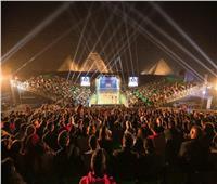 القرعة الخاصة ببطولة مصر الدولية المفتوحة للاسكواش 2020