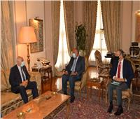 «شكري» يؤكد على موقف مصر الراسخ من القضية الفلسطينية