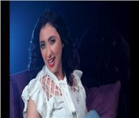 فيديو وصور| آية عبد الله تنتهي من تصوير كليب «فزورة صعبة»