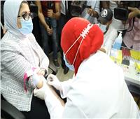 وزيرة الصحة تدعو المواطنين للمشاركة في التجارب الإكلينيكية لقاح كورونا
