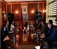 رئيس مجلس المستشارين بالمغرب يبحث مع مدير الإيسيسكو التعاون المشترك
