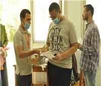جامعة المنيا تستقبل طلاب كليتي «الحقوق» و«الأسنان» لتوقيع الكشف الطبي عليهم