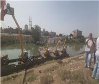 «ري الدقهلية» تجري محاكاة لفيضان النيل واستقبال السيول